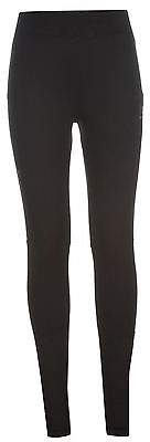 Karrimor Kids XLite Running Tights Pants Trousers Bottoms Junior Girl Drawstring