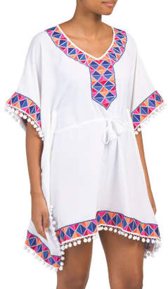 Upf 50 Kaftan Swim Cover-up
