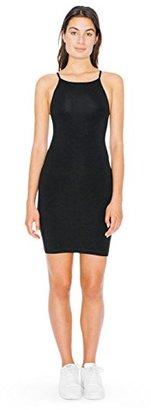 American Apparel Women's Cotton Spandex Mini Length Dress $38 thestylecure.com