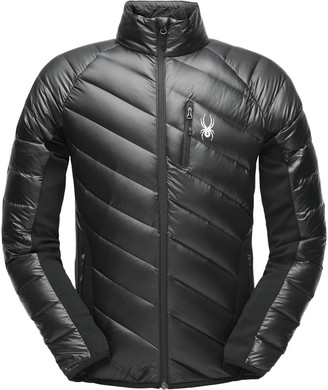 Spyder Syrround Hybrid Full Zip Jacket - Men's