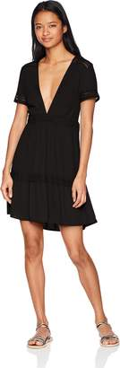 LIRA Women's Take Hold Vneck Dress