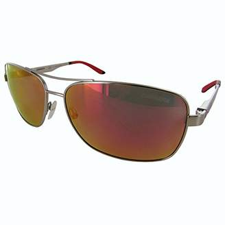 Carrera Men's Ca8014s Polarized Rectangular