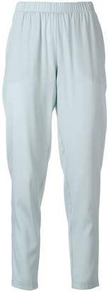 Le Tricot Perugia slim-fit trousers
