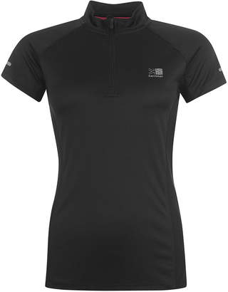 Karrimor Women's 1/4-Zip Short-Sleeve Tee from Eastern Mountain Sports