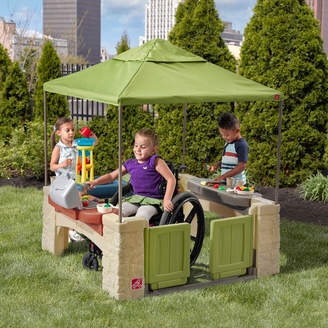 Step2 All Around Playtime Patio Playhouse with Canopy