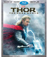 Disney Thor: The Dark World Blu-ray 3-D Combo Pack