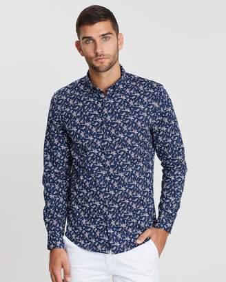 yd. Gallop Floral Shirt