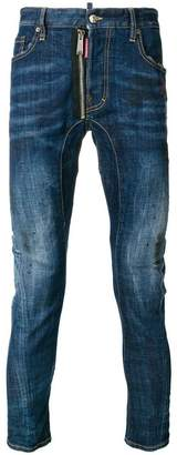 DSQUARED2 Glam Head Twist jeans