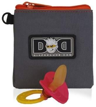 Diaper Dude Pacifier Pouch (Grey)