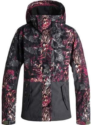 Roxy Jetty Block Hooded Jacket - Women's