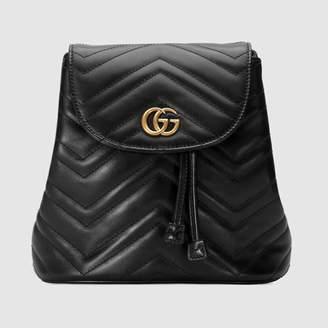 Gucci GG Marmont matelassé backpack