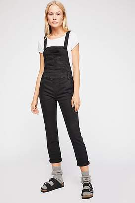 We The Free Washed Denim Overall