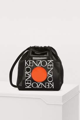 Kenzo Large logo tote bag