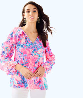 Lilly Pulitzer Elora Top