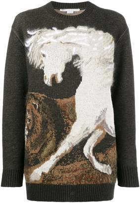 Stella McCartney Stubbs knitted jumper