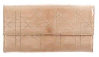 Christian Dior Lady Cannage Wallet