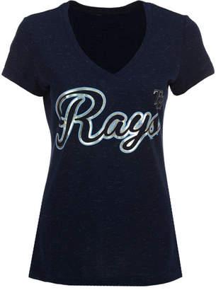 G-iii Sports Women's Tampa Bay Rays Breakaway T-Shirt