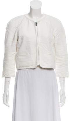 Chanel Sport Cropped Jacket