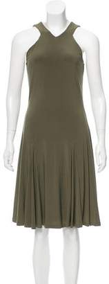 Lauren Ralph Lauren Sleeveless Knee-Length Dress w/ Tags