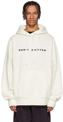 Off-White Botter Dont Botter Hoodie