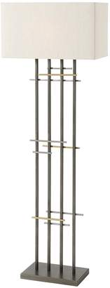 Theodore Alexander Grade Stainless Steel Floor Lamp