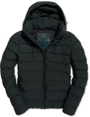 Superdry Men Echo Quilted Puffer Coat