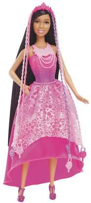 Barbie Endless Hair Kingdom Snap n Style Princess Nikki