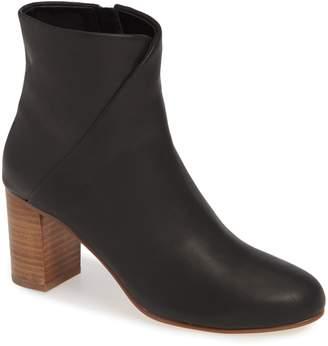 Soludos Venetian Block Heel Bootie