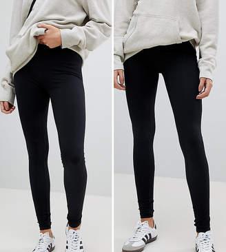 New Look Tall 2 Pack Leggings