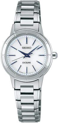 Seiko (セイコー) - SEIKO エクセリーヌ ユニセックス 腕時計 SWCQ081