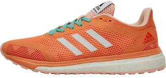 adidas Response Plus Boost Neutral Running Shoes Easy Orange/Footwear White/Haze Coral