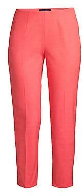 Piazza Sempione Women's Audrey Stretch Capri Pants