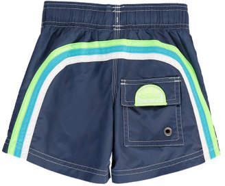 Sundek Three Band Swimshorts