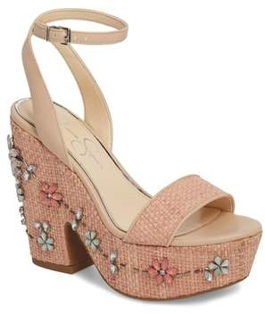 Jessica Simpson Cressia Platform Sandal