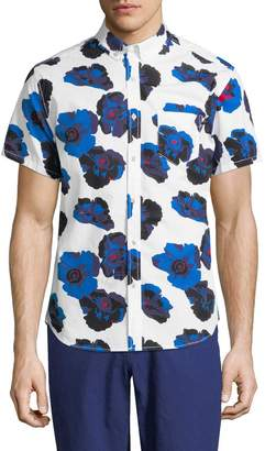 Life After Denim Men's Poppy Cotton Sportshirt