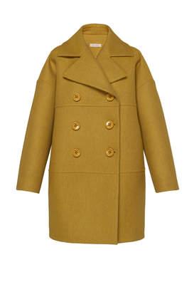 Dice Kayek Oversized Coat