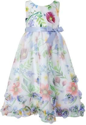 Monsoon Girls Mimosa High Low Dress