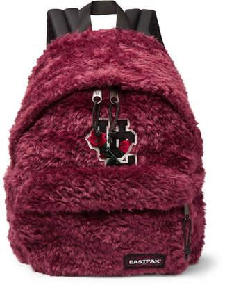 Undercover + Eastpak Padded Pak'r Faux Fur Backpack