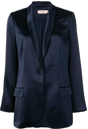 Tory Burch shawl lapel blazer
