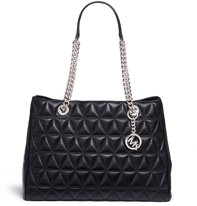 MICHAEL Michael Kors Michael Kors 'Scarlett' large quilted leather tote