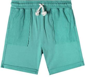 Art & Eden Drawstring Bermuda Shorts, Size 2-10