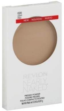 Revlon Nearly Naked Pressed Powder - Light (Pack of 2) by