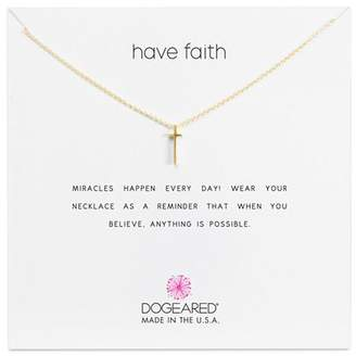 Dogeared Have Faith Necklace, 16""