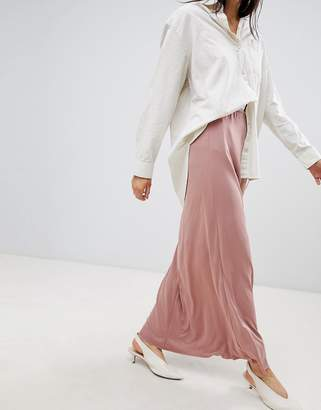 Selected Edda Maxi Skirt