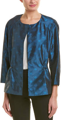 Anne Klein Cropped Jacket