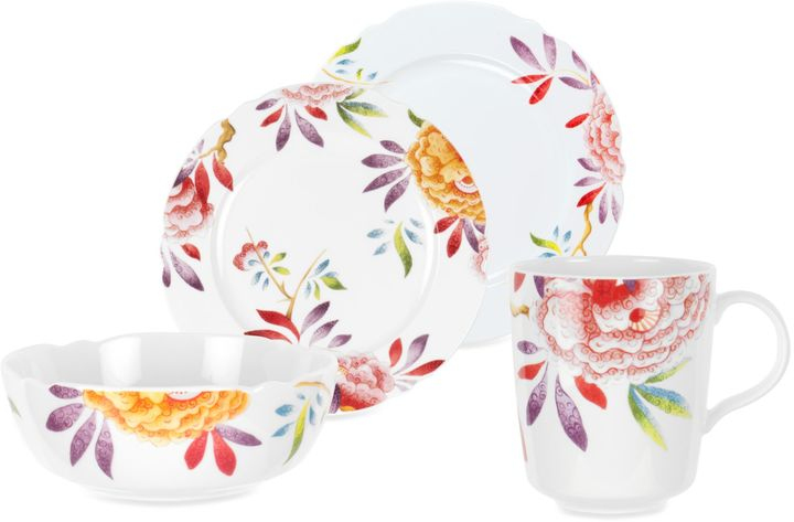 Spode Lucia Floral Dinnerware