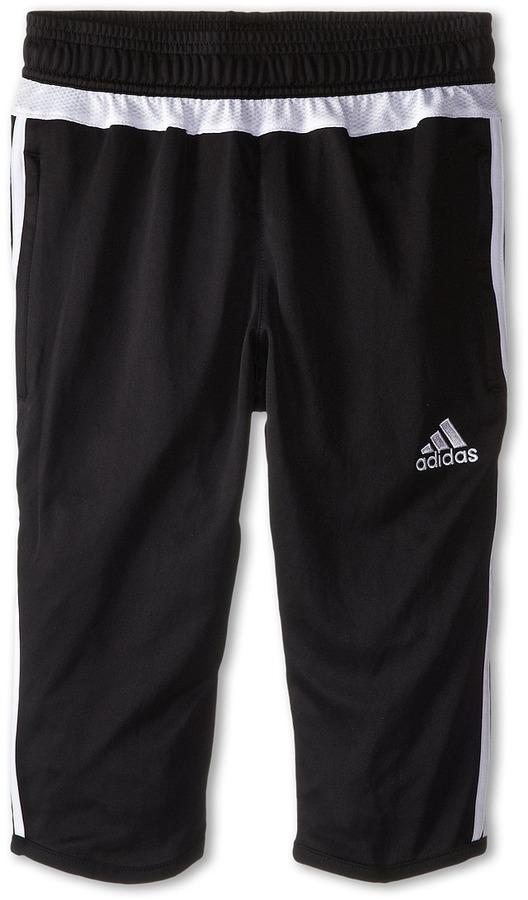 adidas Kids Tiro 15 Three-Quarter Pant (Little Kids/Big Kids)