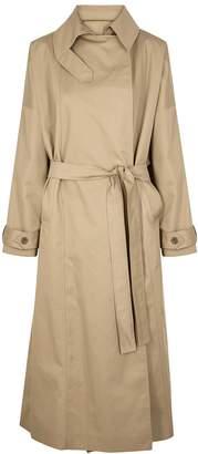 Preen by Thornton Bregazzi Savannah Reversible Twill Trench Coat