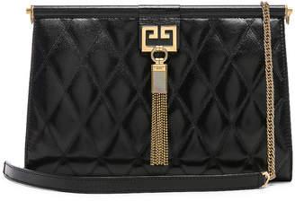 Givenchy Medium Gem Shoulder Bag in Black | FWRD