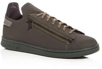 Y-3 Stan Zip Lace Up Sneakers
